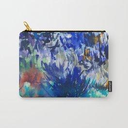 Watercolor wetland landscape Carry-All Pouch