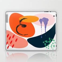 abstract dripping Laptop & iPad Skin