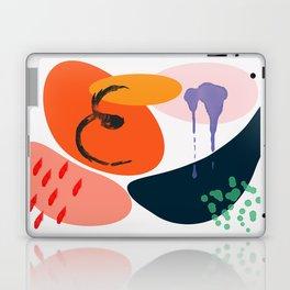 abstract dripping Laptop & iPad Skin