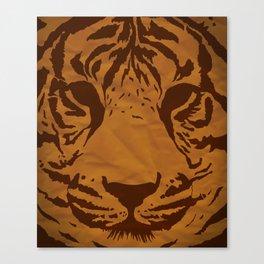 Panthera Tigress Canvas Print