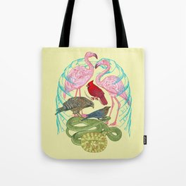 Wild Anatomy II Tote Bag