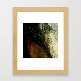 Glass Lamp Framed Art Print