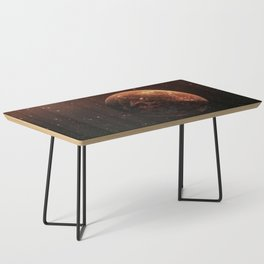 Red Planet Coffee Table