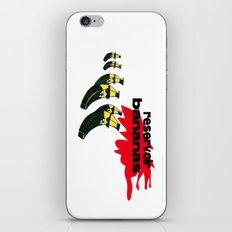 reservoir bananas iPhone & iPod Skin