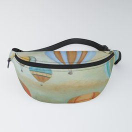 Rising High Fanny Pack