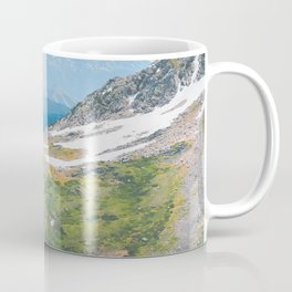 Alpine Mosses Coffee Mug