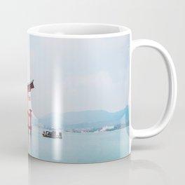 Floating Shringe of Miyamima Coffee Mug