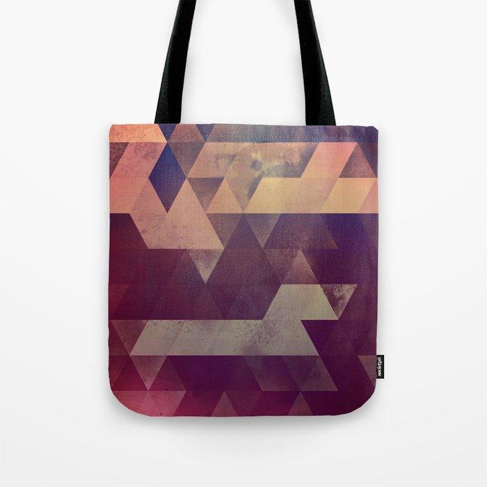 byyk hymm Tote Bag