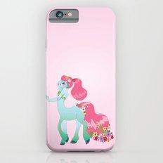 Mint Centaur Girl iPhone 6s Slim Case