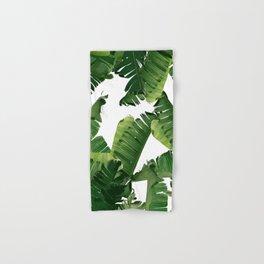Banana Green Hand & Bath Towel