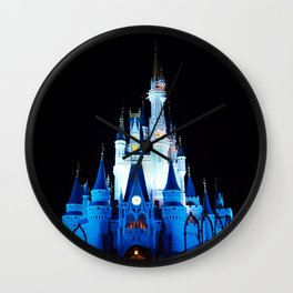 Where Dreams Come True Wall Clock