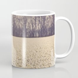 White Narcissus field Coffee Mug