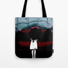 Heaven Is Perfect For Hell Tote Bag