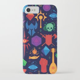 DnD Forever - Color iPhone Case