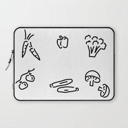 vegetables mushrooms Laptop Sleeve