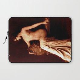 Dorothy Knapp Vintage Sophistication Laptop Sleeve