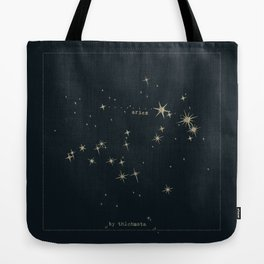 Aries Season - Special Edition Tote Bag