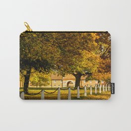 Autumn at Wiseton Stables Carry-All Pouch