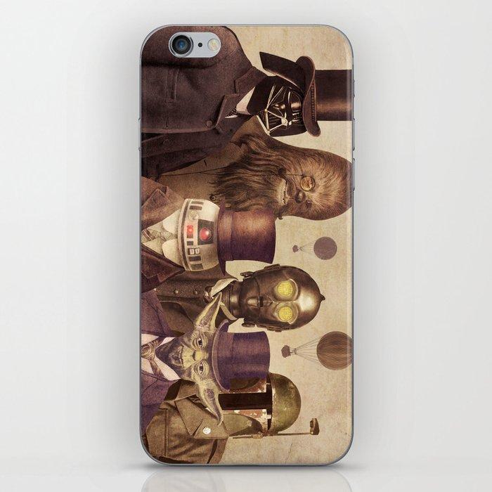 Victorian Wars  iPhone Skin