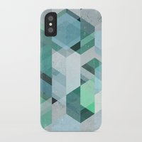 nordic iPhone & iPod Cases featuring Nordic Combination 22 by Mareike Böhmer