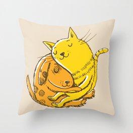 Hugtime Throw Pillow