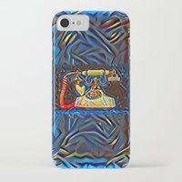 kandinsky iPhone & iPod Cases featuring Calling Kandinsky by Detailicious
