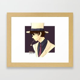 Kaito Kid Framed Art Print