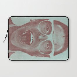 Patrick Bateman - The Hipster (Feat. Marta Macedo) Laptop Sleeve