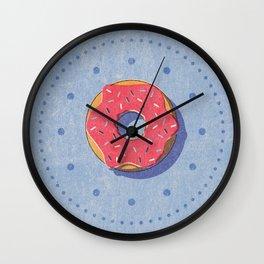 FAST FOOD / Donut Wall Clock