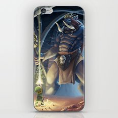 Final Boss iPhone & iPod Skin