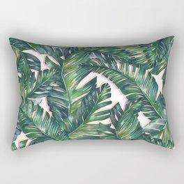 banana leaf 3 Rectangular Pillow