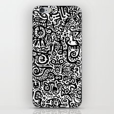 Gooseygander iPhone & iPod Skin