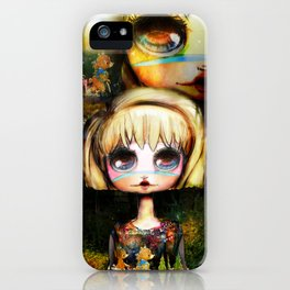 Goldilocks Grows up ~ Just right iPhone Case