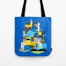 Magic Town Tote Bag