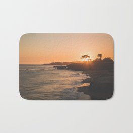 Santa Cruz Sunset Bath Mat