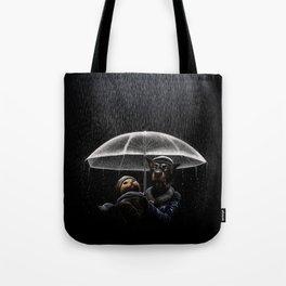 Cat & Dog Tote Bag