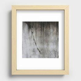 Cicatrix Recessed Framed Print