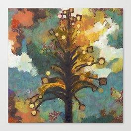Surreal Tree 3 Canvas Print