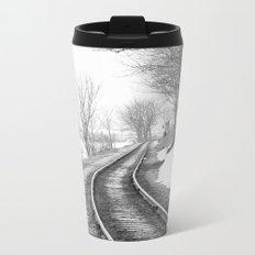 Down the line Metal Travel Mug