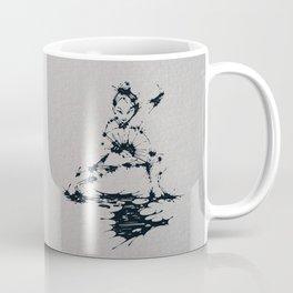 Splaaash Series - Lan Lan Ink Coffee Mug