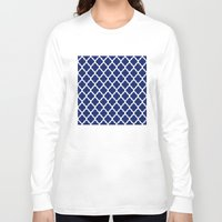 moroccan Long Sleeve T-shirts featuring Moroccan XII by Mr and Mrs Quirynen