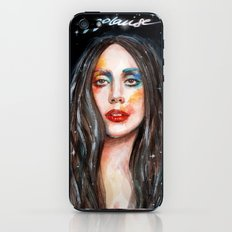 I Live For The Applause iPhone & iPod Skin