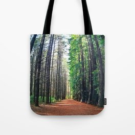 Treeburst Tote Bag