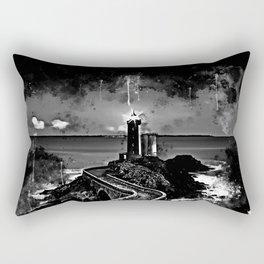 lighthouse plouzane wsbw Rectangular Pillow