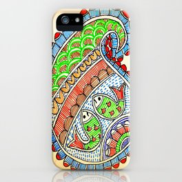 Colorful Motive iPhone Case