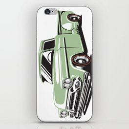Rat Rod Truck iPhone Skin