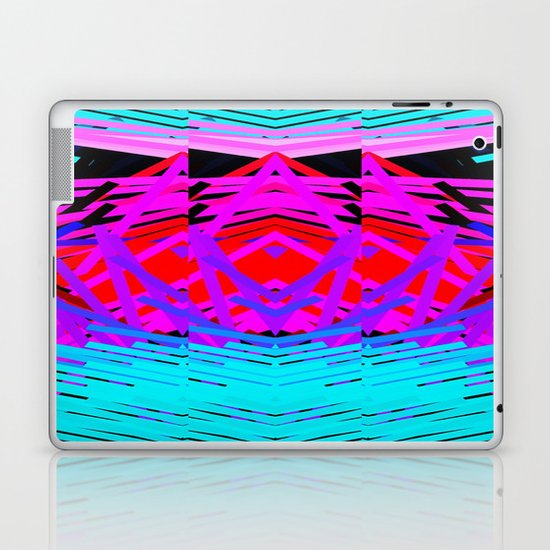Neon Time Laptop & iPad Skin
