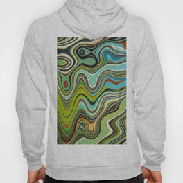 Abstract Composition 73 Hoody