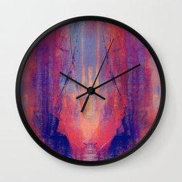 a lost way, found Wall Clock