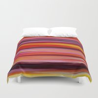 passion Duvet Covers featuring Passion by Lindsey Kate